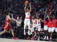 No. 18 Ole Miss cruises past Arkansas, 84-67