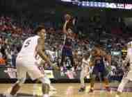 Rebels' stifling defense leads to season sweep of Auburn