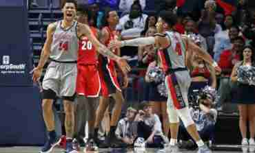 Ole Miss edges Georgia, 72-71, in pivotal SEC contest