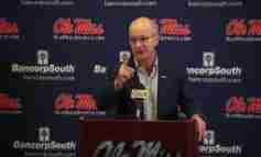 Coach Bianco releases opening weekend rotation, lineup at Ole Miss Baseball Media Day