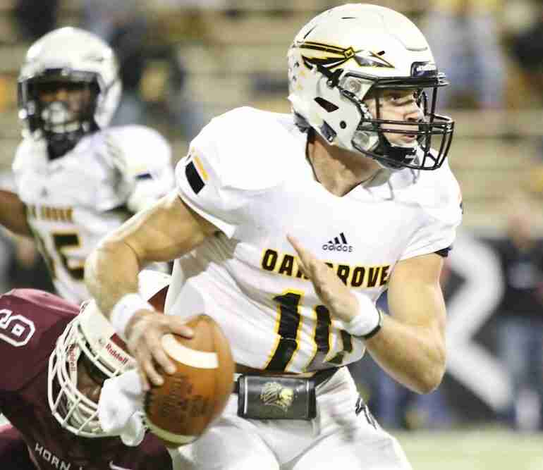 Four-star quarterback John Rhys Plumlee signs with Ole Miss