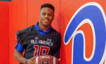Jerrion Ealy makes it official: He's an Ole Miss Rebel!