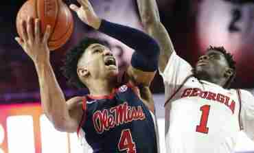 Tyree's career day leads Ole Miss past Georgia, 80-64