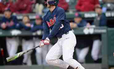 Kessinger's ninth-inning double gives Rebels 4-3 win over Arkansas, evens series