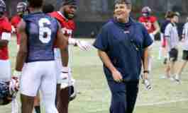 News and notes from the Rebels' Spring Camp
