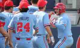 Weekend Wrap-up: No. 9 Ole Miss completes series sweep of UAB
