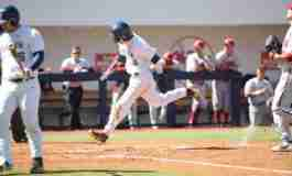 Series tied with Alabama as Rebels drop Game Two, 8-6