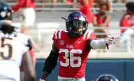 Road to the NFL: Zedrick Woods Draft Profile