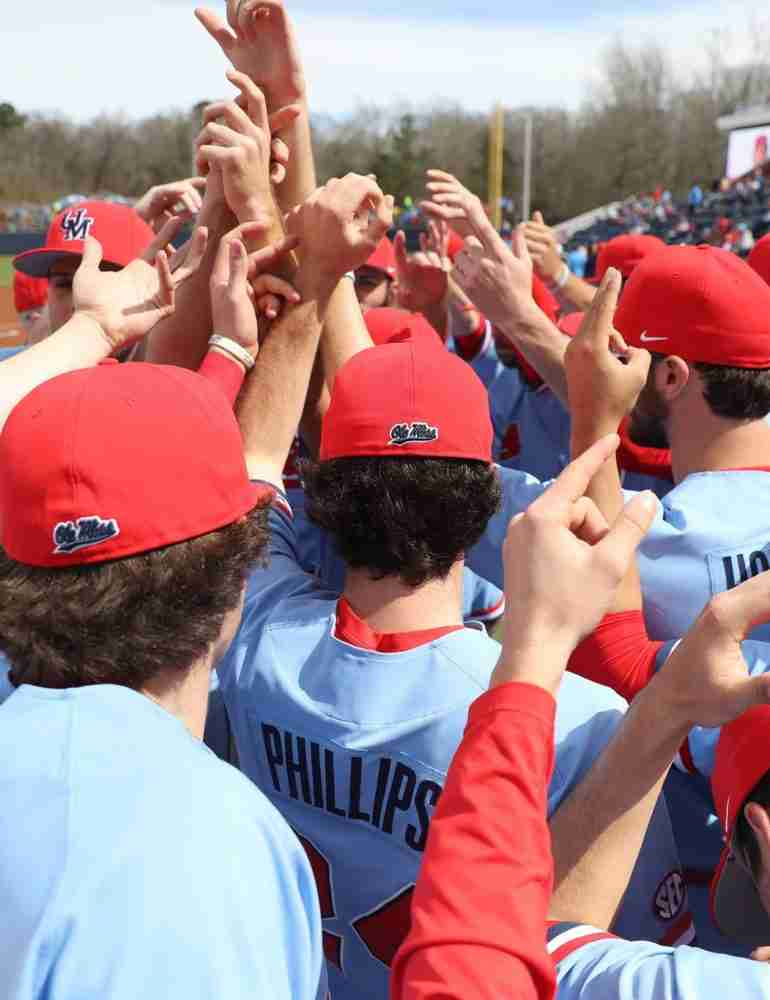 Rebels Gear up for #9 Mississippi State in Annual Governor's