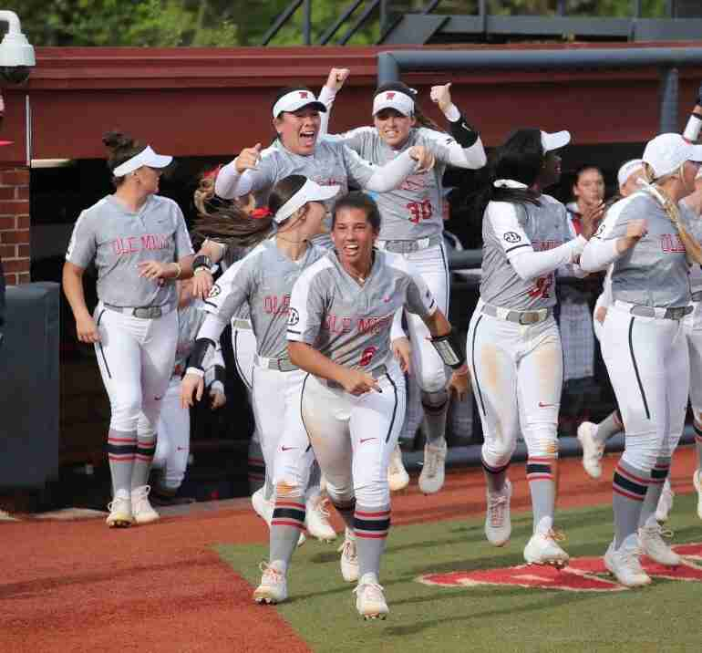 "Softball Preview: Rebels travel to Starkville for ""Easter Egg Bowl"""