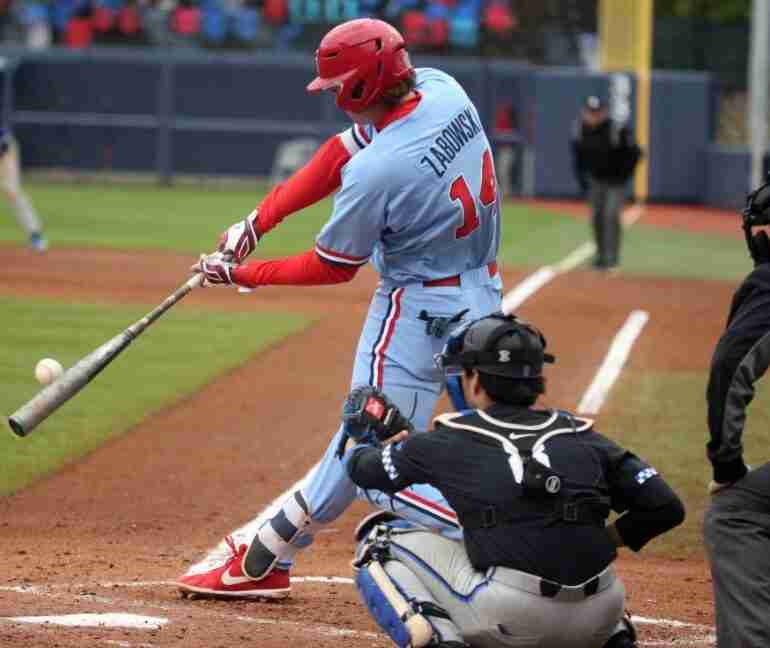 Baseball Weekend Wrap-Up: Ole Miss drops series to Kentucky