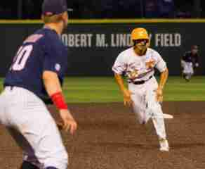 Baseball Weekend Wrap-Up: Rebels drop series to Vols, but battle back for win in game three