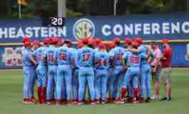 Ole Miss Baseball named NCAA Regional Host, Rebels welcome Jacksonville St., Clemson, Illinois
