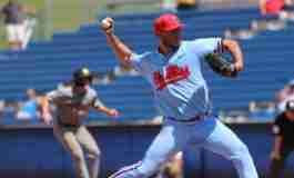 Dominant pitching leads Ole Miss past Missouri in SEC tourney