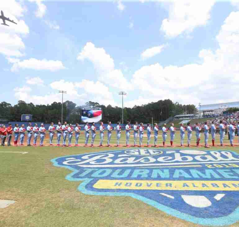 Rebels fall, 11-10, to Vandy in SEC Tournament Championship Game