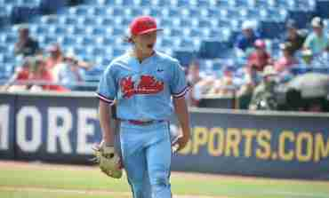 Nikhazy leads Rebels to 1-0 win over A&M in SEC Tournament