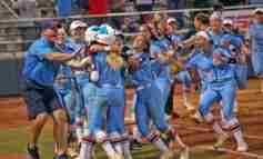 Ole Miss beats Louisiana twice, wins NCAA Oxford Regional