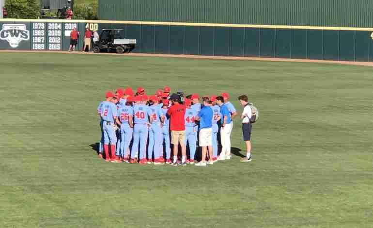 Ole Miss baseball season ends in 14-1 loss to Arkansas in Super Regional