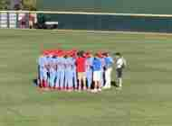 Ole Miss baseball season ends in 14-1 loss to Arkansas in Super Regional