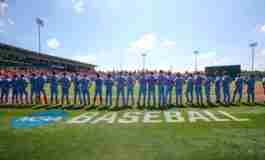 Rebels drop Game 1 to Arkansas in Fayetteville Super Regional