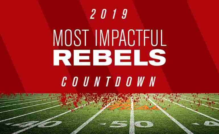 2019 Most Impactful Rebels Countdown