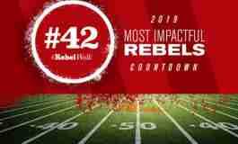 Most Impactful Rebels for 2019: No. 42 D'Vaughn Pennamon