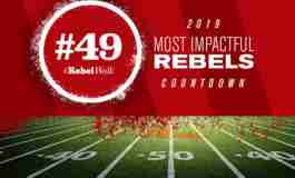 Most Impactful Rebels for 2019: No. 49 Dannis Jackson