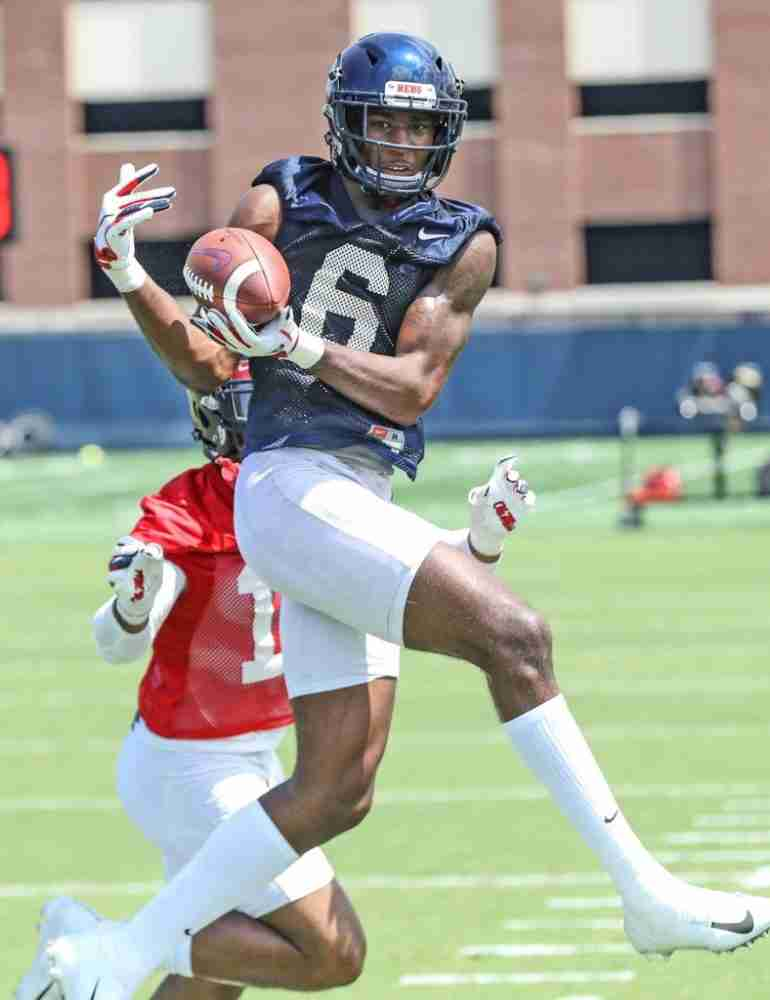 WR Miles Battle ready to help carry on NWO tradition of excellence