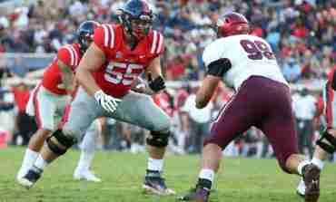 Ole Miss' Ben Brown Named to Rimington Trophy Watch List
