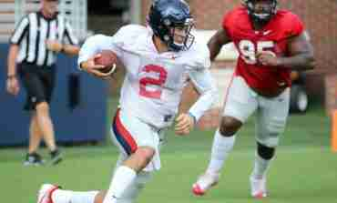 Matt Corral poised to make debut against Memphis as Rebels' starting QB
