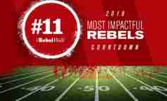 Most Impactful Rebels for 2019: No. 11 Sam Williams
