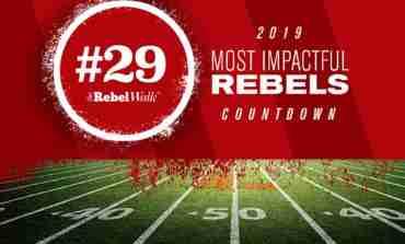 Most Impactful Rebels for 2019: No. 29 Luke Logan
