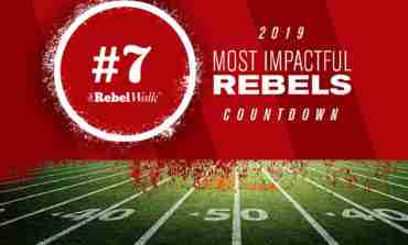 Most Impactful Rebels for 2019: No. 7 Alex Givens