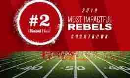 Most Impactful Rebels for 2019: No. 2 Scottie Phillips