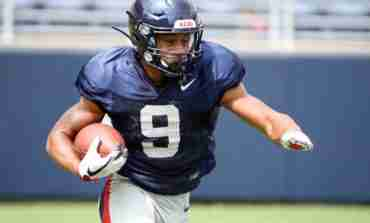 True Freshman RB Jerrion Ealy ready for Memphis game