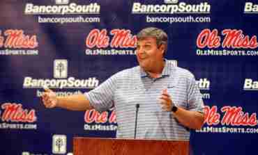 Ole Miss Head Coach Matt Luke previews Rebels' Season Opener at Memphis in Weekly Presser
