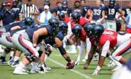 Ole Miss offensive line ready to answer the call