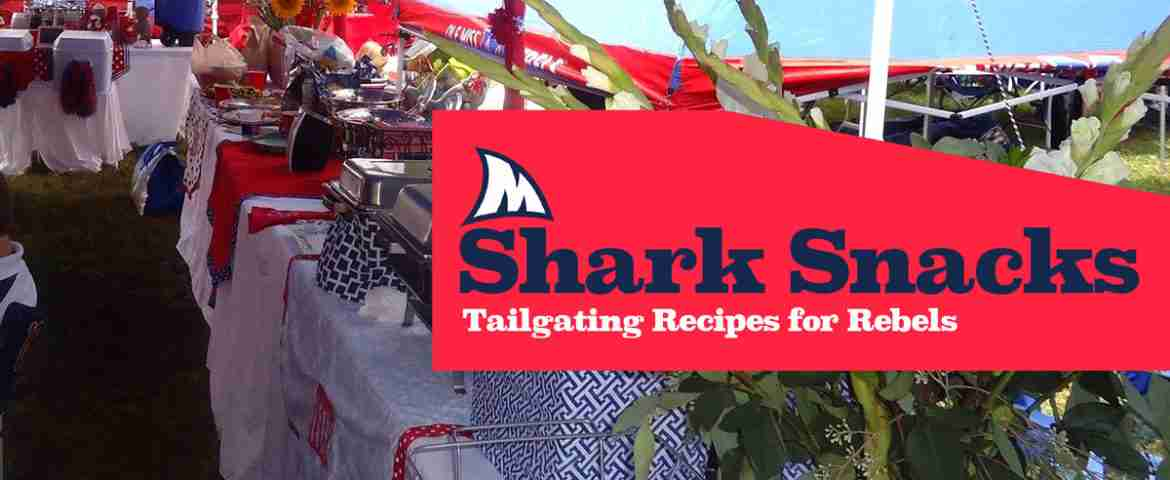 Shark Snacks: Easy Quiche and Maple Bacon