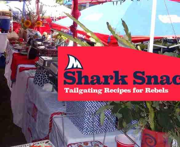 Shark Snacks: Beer Cheese Dip