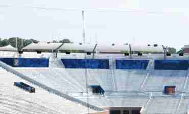 Ole Miss Adding Student Party Decks for Football