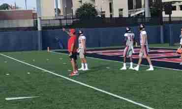 Tuesday practice notes: All eyes on the Ole Miss quarterbacks