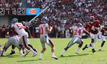 Learning from experience; young Rebels will grow from loss to Alabama