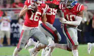 Ole Miss linebacker Luke Knox talks turnover chain, making big plays