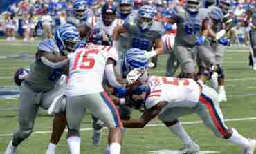 Postgame Points: Memphis 15, Ole Miss 10