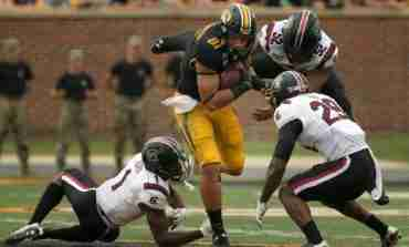 Behind Enemy Lines: A Look at Missouri Tight End Albert Okwuegbunam
