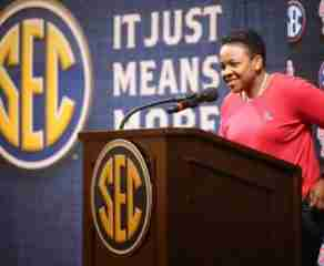 Fast Break with Ole Miss head coach Yolett McPhee-McCuin