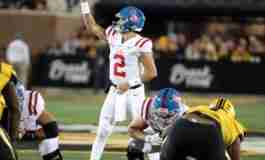 Postgame Points: Ole Miss 27, Missouri 38