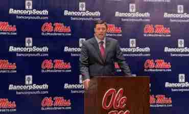 AD Keith Carter addresses media about Ole Miss head coaching vacancy