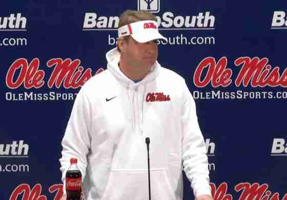 WATCH: Ole Miss head coach Lane Kiffin's Monday press conference