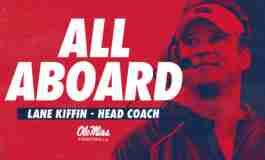Lane Kiffin named 39th head coach of Ole Miss Football